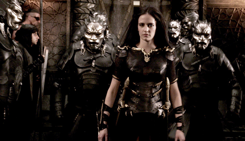 """Eva Green a """"300: el origen de un imperio"""""""