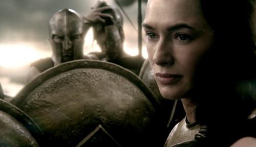 """Lena Headey a """"300: el origen de un imperio"""""""