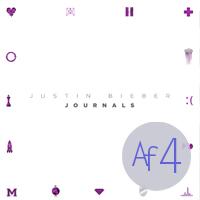 """""""Journals"""" de Justin Bieber"""