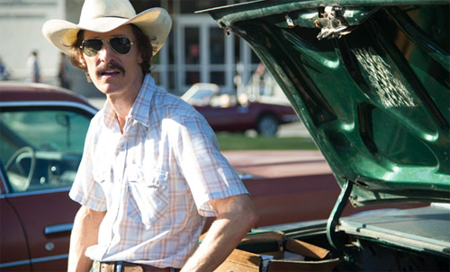 "Matthew McConaughey a ""Dallas Buyers Club"""