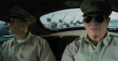 """Matthew Fox i Tommy Lee Jones a """"Emperador"""""""