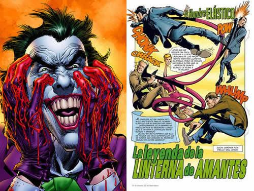 """Vinyetes de """"El Universo DC de Neal Adams"""""""