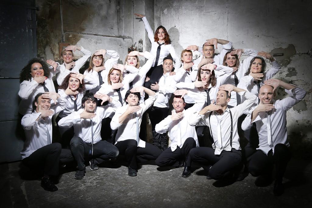"""Imatge promocional de """"VOGUE"""" el musical"""