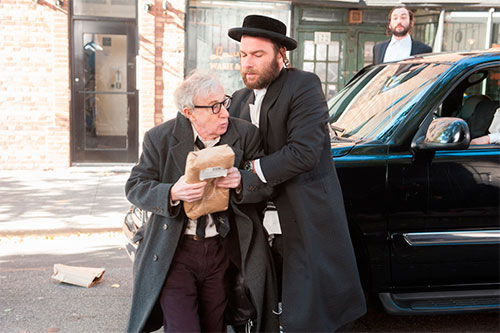 Aprendiz de gigoló Woody Allen John Turturro