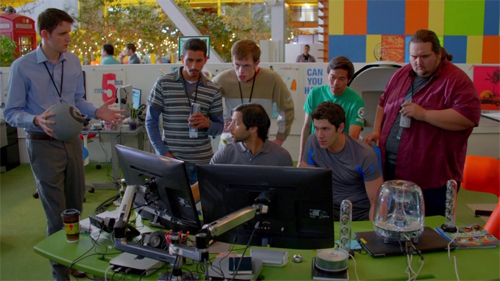 Treballant a Silicon Valley