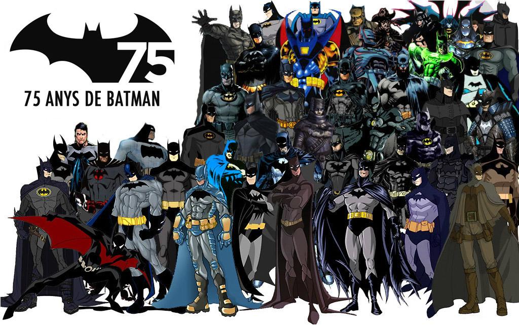 75 anys de Batman