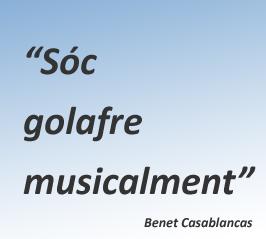 Benet Casablancas