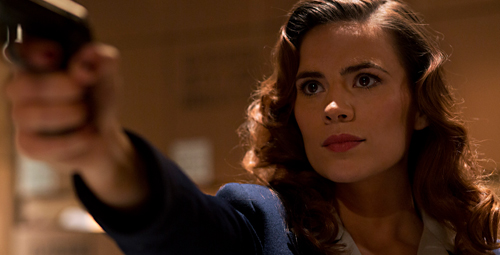"""Hayley Atwell es """"Agent Carter"""""""