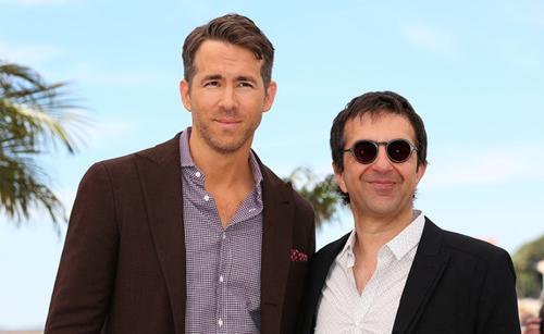 "Ryan Reynolds i Atom Egoyan, protagonista i director de ""Captive"""