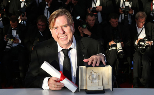 Timothy Spall, premi al Millor Actor a Cannes