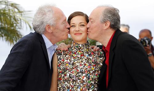Marion Cotillard petonejada pels germans Dardenne