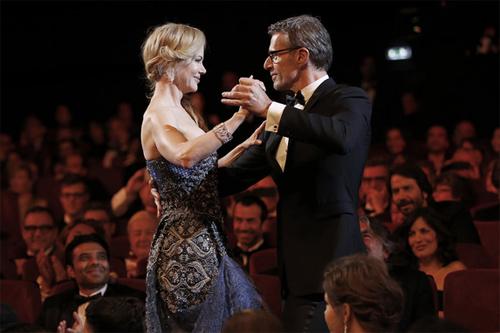 Nicole Kidman i Lambert Wilson s'han marcat un ball a la cerim``onia inaugural