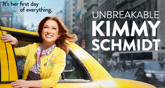 NBC UNBREAKABLE KIMMY SCHMIDT