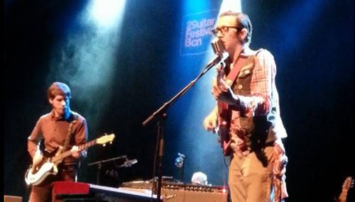 Micah P. Hinson a la Sala Barts (BCN Guitar Festival)