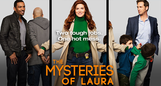NBC THE MISTERIES OF LAURA