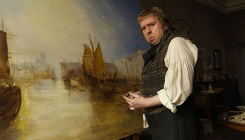 "Timothy Spall protagonitza ""Mr. Turner"""