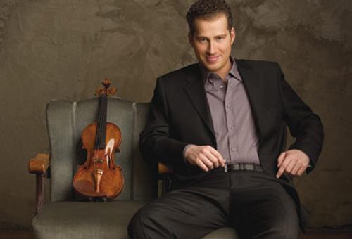 Nikolaj Znaider i el seu violí