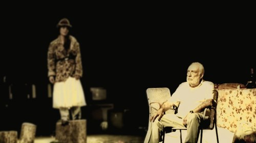 Cuerpos dejan cuerpos Teatro Valle Inclan