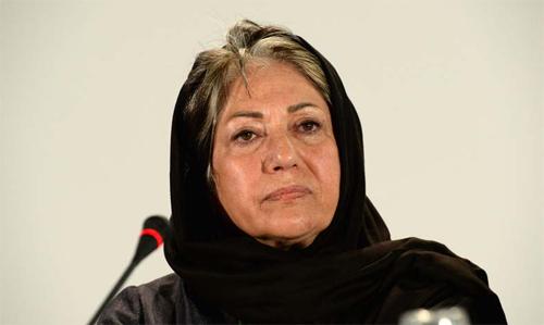 "Rakhshan Banietemad, directora de ""Ghesseha / Tales"""