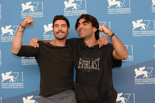 "Tahar Rahim i Fatih Akin, protagonista i director de ""The Cut"""