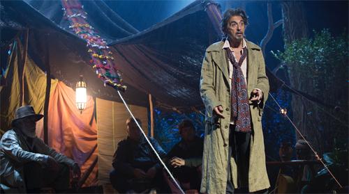 """Al Pacino es llueix a """"The Humbling"""" de Barry Levinson"""