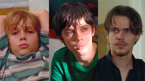 "Ellar Coltrane va creixent a ""Boyhood"" de Richard Linklater"