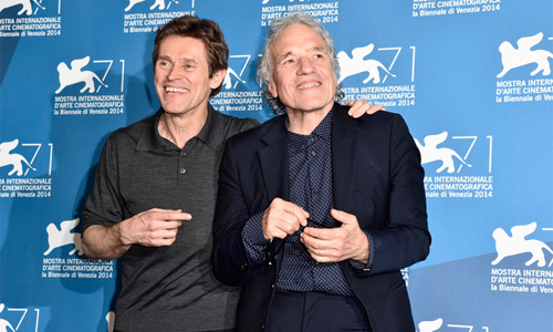 Willem Dafoe i Abel Ferrara presenten 'Pasolini' a Venecia
