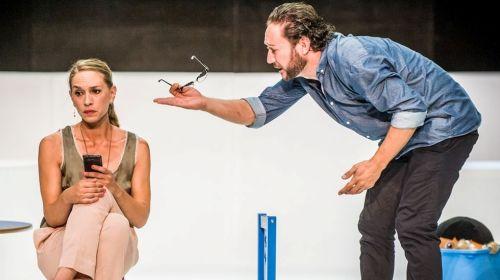 La vida resuelta Teatre Borràs