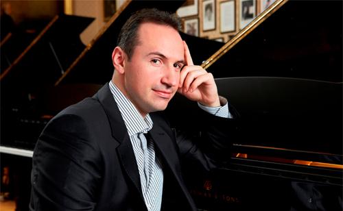 El pianista Simon Trpčeski