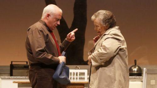 Conversaciones con mamá Teatre Goya Codorniu