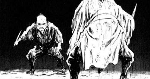 """Vinyeta de """"Hânzo. El camino del asesino"""""""