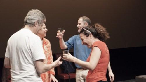 Cena con amigos Teatre Tantarantana