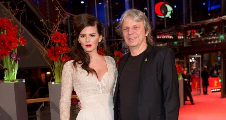 El director Andreas Dresen y la actriz Ruby O. Fee