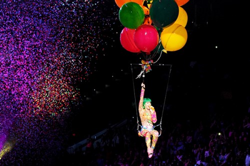 "Katy Perry al ""Prismatic World Tour"""