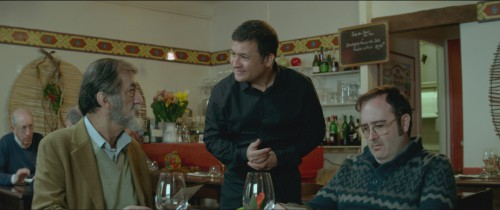 """Ramón Barea, Secun de la Rosa i Carlos Areces a """"Negociador"""""""