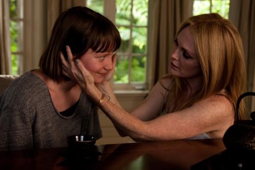 """Mia Wasikowska i Julianne Moore a """"Maps to the Stars"""""""
