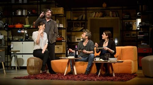Els veïns de dalt Teatre Romea Cesc Gay