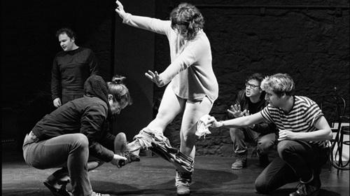 Sobre el fenòmen de les feines de merda Teatre Tantarantana