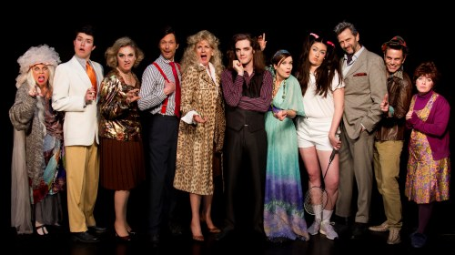 Diary of a scoundrel Versus Teatre