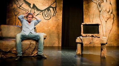 El cavernícola Teatre Poliorama