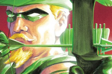 """Green Arrow"" de Kevin Smith & Phil Hester. ECC"