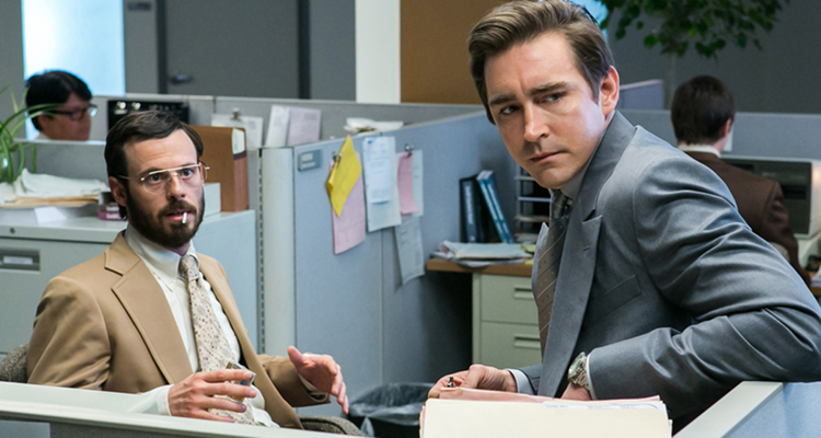 "Lee Pace i Scoot McNairy a ""Halt and catch fire"""
