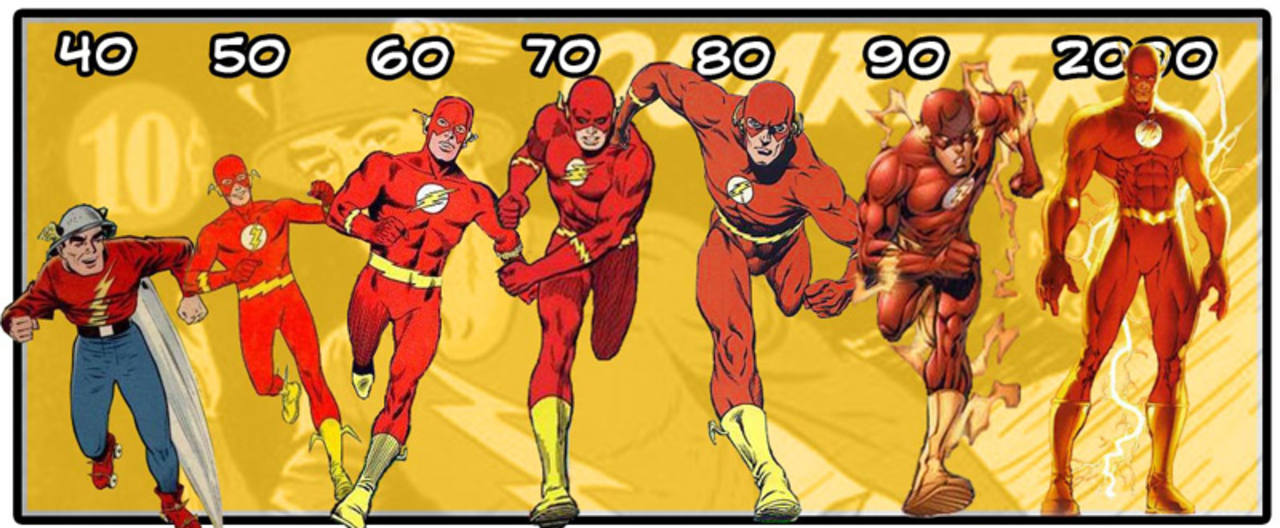 75 anys de Flash
