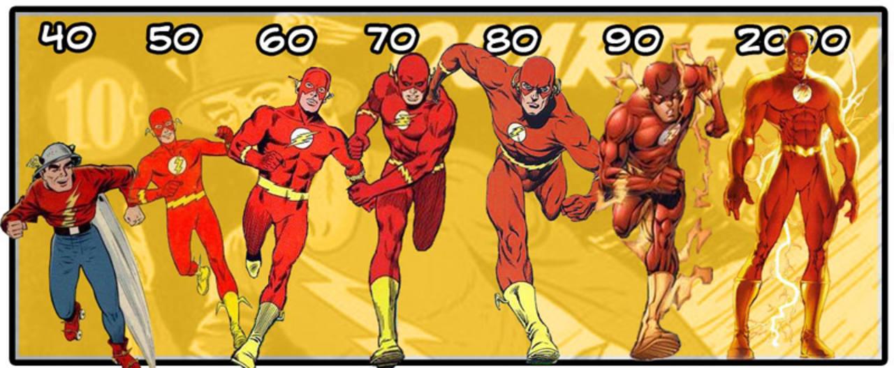 75 años de Flash