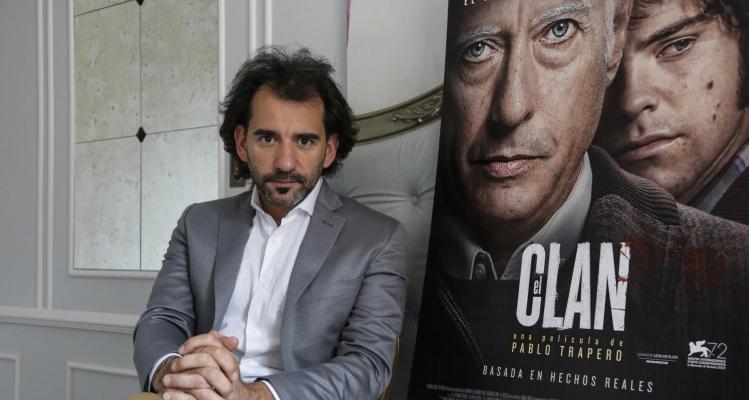 Pablo Trapero, director de El Clan. Foto: Gorka Estrada
