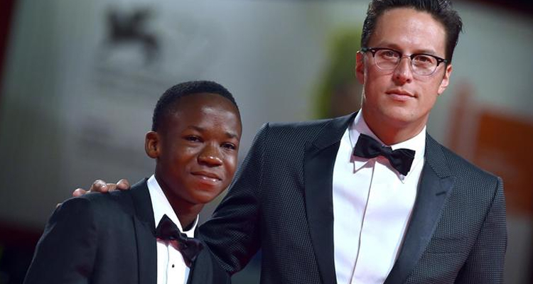 Cary Fukunaga y Abraham Attah