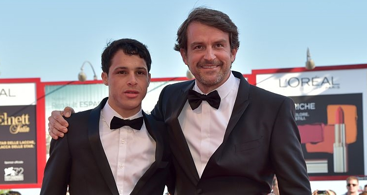 Lorenzo Vigas y Luis Silva