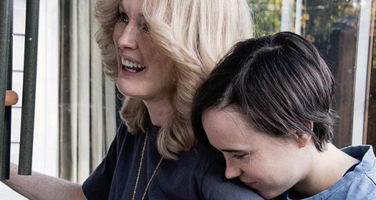 """Julianne Moore i Ellen Page a """"Freeheld"""""""