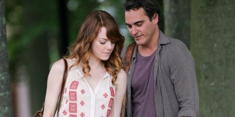 "Emma Stone i Joaquin Phoenix a ""Irrational Man"""