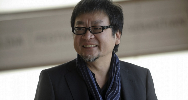 "Mamoru Hosoda, director de ""The boy and the beast"". Foto: Gari Garaialde"